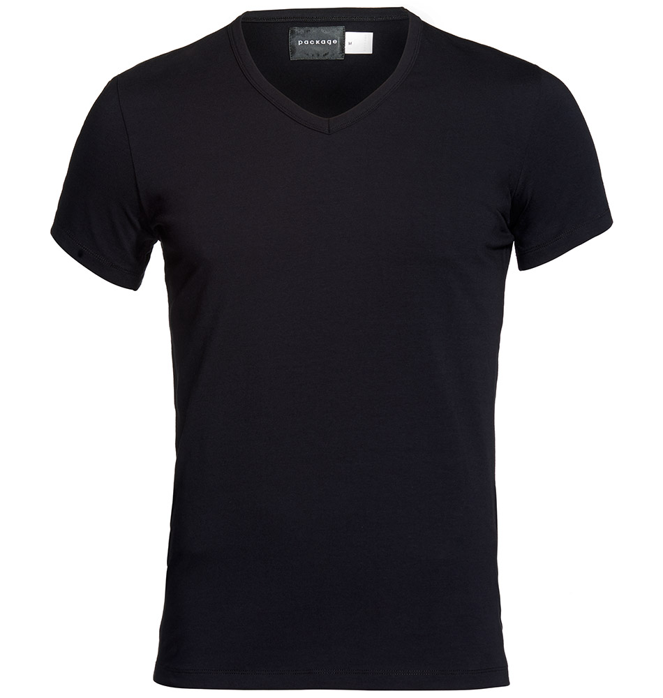Package Men's V-Neck T-Shirt