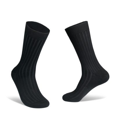 Package Men's Black Socks