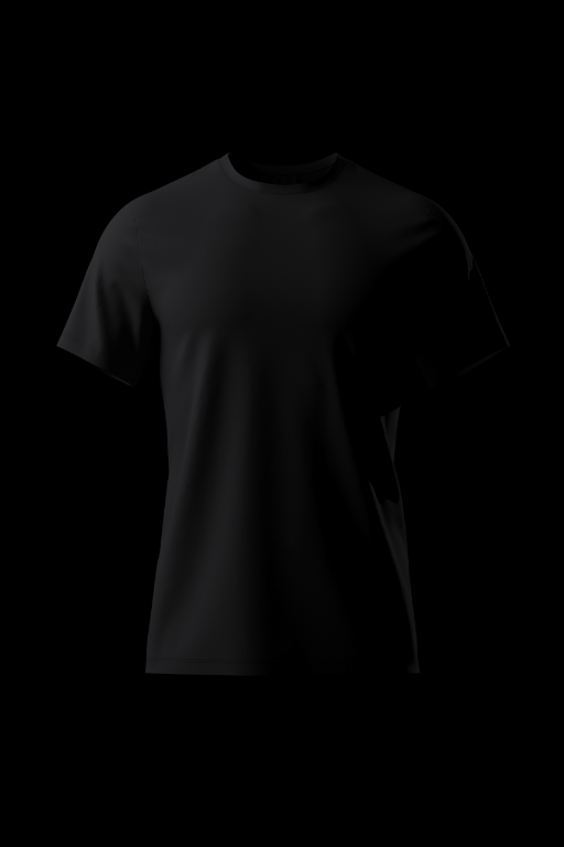 Package Men's T-Shirt Black
